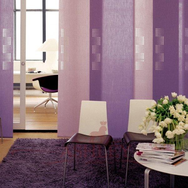 Фотография: Гостиная в стиле Современный, Декор интерьера, Текстиль, Шторы – фото на InMyRoom.ru