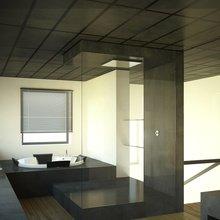 Фото из портфолио Интерьер частного дома в современном стиле – фотографии дизайна интерьеров на INMYROOM