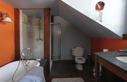 Фотография: Ванная в стиле Современный, Дом, Переделка, Дом и дача – фото на InMyRoom.ru
