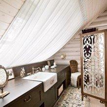 Фотография: Ванная в стиле Кантри, Классический, Дом, Guadarte, Дома и квартиры – фото на InMyRoom.ru
