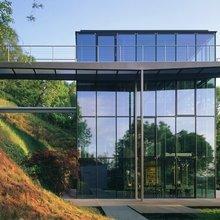 House R-128 в Штутгарте. Архитектор Вернер Собек (Werner Sobek)