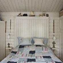 Фотография: Спальня в стиле Кантри, Скандинавский, Дания, Дача, Дом и дача – фото на InMyRoom.ru