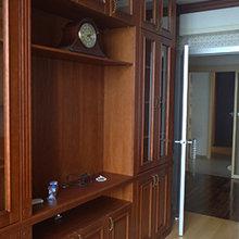 Фото из портфолио Отделка кабинета массивом дерева – фотографии дизайна интерьеров на INMYROOM