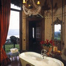 Фотография: Ванная в стиле Кантри, Классический, Современный, Дом, Дома и квартиры – фото на InMyRoom.ru
