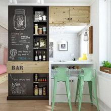 Фотография: Кухня и столовая в стиле Лофт, Декор интерьера, Квартира, Декор, Советы – фото на InMyRoom.ru