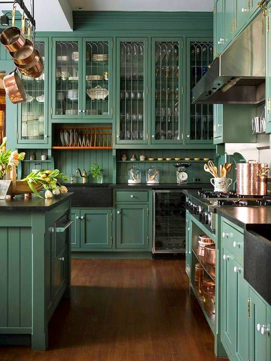 Фотография: Кухня и столовая в стиле Прованс и Кантри, Gorenje, Советы, Гид – фото на InMyRoom.ru