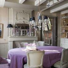 Фотография: Кухня и столовая в стиле , Декор интерьера, Дизайн интерьера, Мебель и свет, Цвет в интерьере – фото на InMyRoom.ru