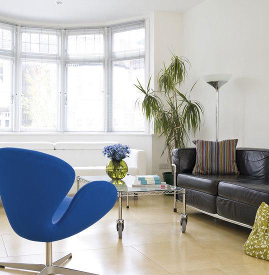 Фотография: Гостиная в стиле Минимализм, Декор интерьера, Декор дома, Плитка – фото на InMyRoom.ru