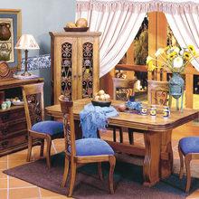 Фото из портфолио Колубийская мебель ручной работы. – фотографии дизайна интерьеров на InMyRoom.ru