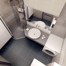 Фото из портфолио Светлый минимализм – фотографии дизайна интерьеров на INMYROOM