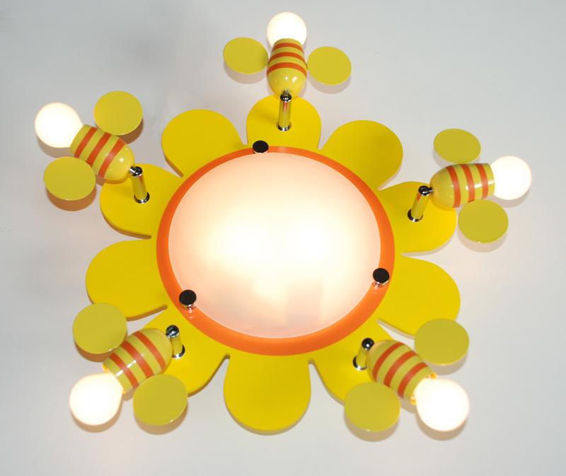 Потолочный светильник Citilux пчелки