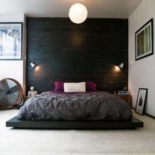 Фотография: Спальня в стиле Современный, Декор интерьера, Интерьер комнат – фото на InMyRoom.ru