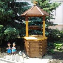 Фото из портфолио Наши изделия (деревянные изделия для садового участка) – фотографии дизайна интерьеров на InMyRoom.ru