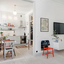 Фото из портфолио Karlbergsvägen 53 – фотографии дизайна интерьеров на INMYROOM