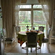 Фото из портфолио Проект загородного дома – фотографии дизайна интерьеров на INMYROOM