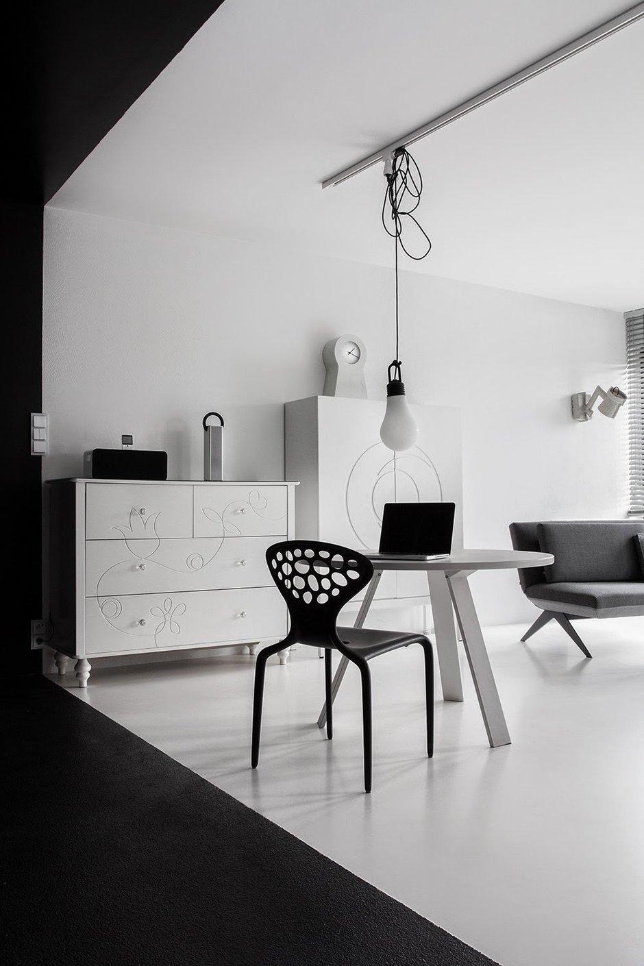 Фотография: Гостиная в стиле Лофт, Квартира, Дома и квартиры – фото на InMyRoom.ru
