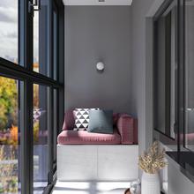 Фото из портфолио Дизайн проект двухкомнатной квартиры для девушки – фотографии дизайна интерьеров на INMYROOM