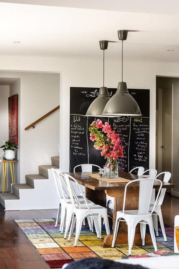 Фотография: Кухня и столовая в стиле Скандинавский, Современный, Дом, Австралия, Дома и квартиры – фото на InMyRoom.ru