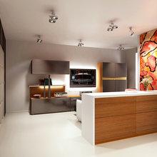 Фото из портфолио Трехкомнатная квартира в жилом комплексе Северная долина в Санкт-Петербурге. – фотографии дизайна интерьеров на INMYROOM