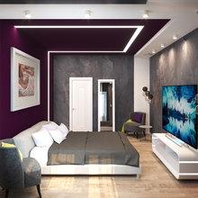 Фото из портфолио Поп-арт в квартире студии – фотографии дизайна интерьеров на INMYROOM
