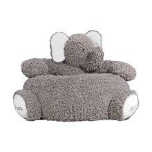 Детское мягкое кресло Слоник
