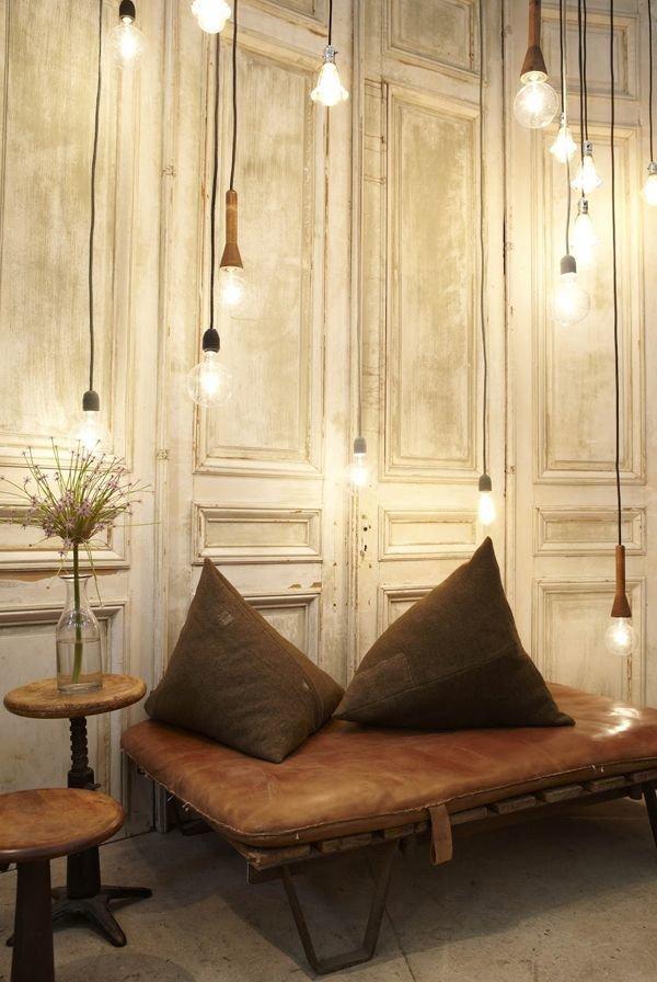 Фотография: Мебель и свет в стиле Лофт, Дизайн интерьера, Декор, Индустриальный – фото на InMyRoom.ru
