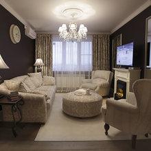 Фото из портфолио Квартира на Поречной – фотографии дизайна интерьеров на INMYROOM