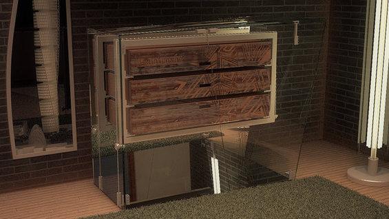 Фотография: Ванная в стиле Эко, Декор интерьера, Мебель и свет – фото на InMyRoom.ru