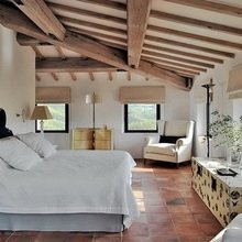 Фотография: Спальня в стиле Кантри, Дом, Италия, Дома и квартиры – фото на InMyRoom.ru