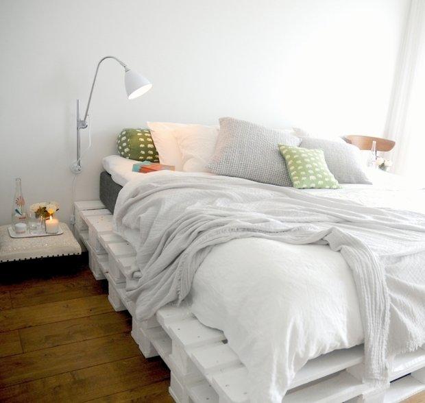 Фотография: Спальня в стиле Скандинавский, Советы, уборка квартиры, как избавиться от пыли – фото на InMyRoom.ru