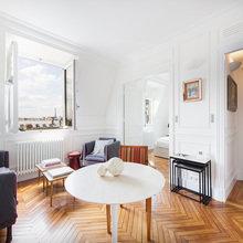 Фото из портфолио Великолепная квартира в Париже – фотографии дизайна интерьеров на INMYROOM