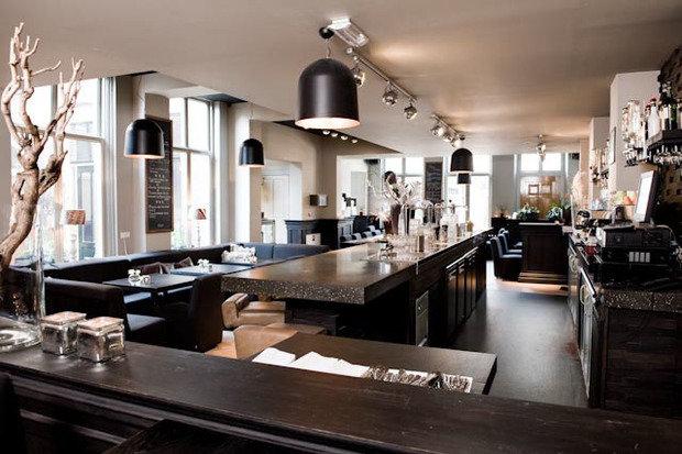Фото из портфолио Проекты ресторанов, кафе, баров, клубов. – фотографии дизайна интерьеров на INMYROOM