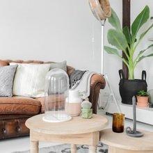Фото из портфолио Гостиная мебель в тёплых тонах – фотографии дизайна интерьеров на InMyRoom.ru