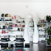 Фото из портфолио Эклектика – фотографии дизайна интерьеров на InMyRoom.ru