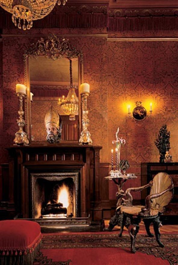 Фотография: Декор в стиле Классический, Современный, Дома и квартиры, Интерьеры звезд – фото на InMyRoom.ru
