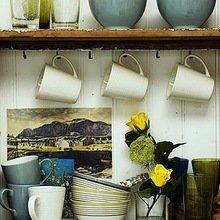 Фотография: Декор в стиле Кантри, Кухня и столовая, Интерьер комнат – фото на InMyRoom.ru