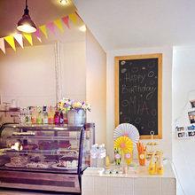 Фото из портфолио Детский день рождения. Розовый. Желтый. – фотографии дизайна интерьеров на InMyRoom.ru