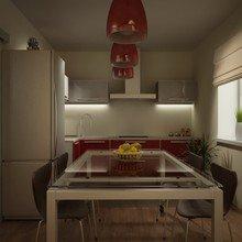 Фото из портфолио некоторые из работ – фотографии дизайна интерьеров на InMyRoom.ru