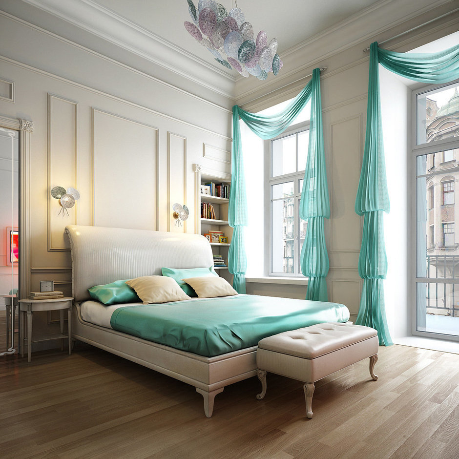 Фотография: Спальня в стиле Классический, Современный, Декор интерьера, Интерьер комнат – фото на InMyRoom.ru