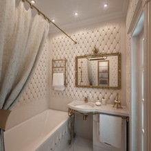Фото из портфолио Апартаменты в Сочи – фотографии дизайна интерьеров на INMYROOM