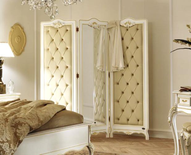 Фотография: Спальня в стиле Классический, Малогабаритная квартира, Стиль жизни, Советы, Окна, Ширма, Перегородки – фото на InMyRoom.ru