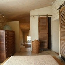 Фотография: Спальня в стиле Кантри, Декор интерьера, Дом, Дома и квартиры, Прованс – фото на InMyRoom.ru
