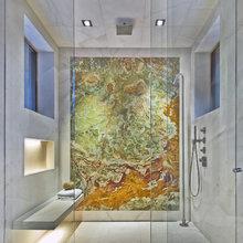 Фотография: Ванная в стиле Современный, Эко, Декор интерьера, Интерьер комнат – фото на InMyRoom.ru