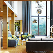 Фото из портфолио Зеркальные блики - дизайн дома в Крыму – фотографии дизайна интерьеров на InMyRoom.ru