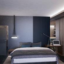 Фото из портфолио Апартаменты от Витта-Групп II – фотографии дизайна интерьеров на INMYROOM