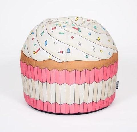 Пуф Woouf! Cupcake Pink