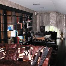 Фото из портфолио Коттедж в подмосковье – фотографии дизайна интерьеров на INMYROOM