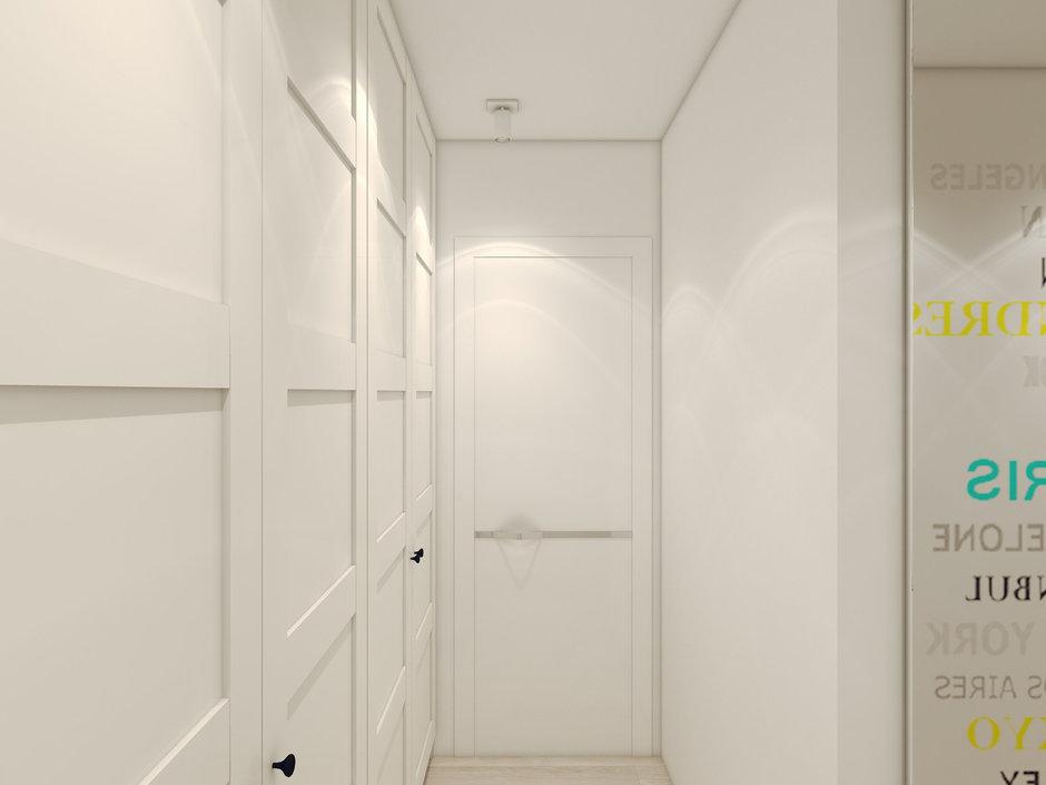 Фотография: Прихожая в стиле Скандинавский, Квартира, Дома и квартиры, IKEA, Проект недели – фото на InMyRoom.ru