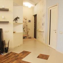 Фото из портфолио Квартира с вороной. – фотографии дизайна интерьеров на INMYROOM