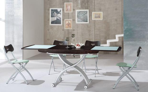 Фотография: Кухня и столовая в стиле Классический, Гостиная, Декор интерьера, Квартира, Дом, Мебель и свет – фото на InMyRoom.ru